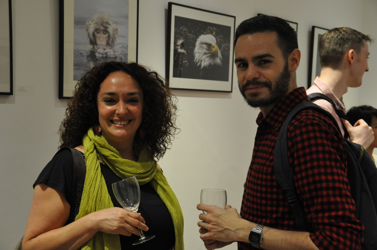 'Animal Portraits Exhibition - Private View & Drinks Reception' by Exhibitoo team